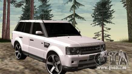 Range Rover Sport 2011 für GTA San Andreas