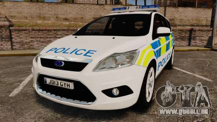 Ford Focus Estate Essex Police [ELS] für GTA 4