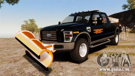 Ford F-250 Super Duty ESSL [ELS] für GTA 4
