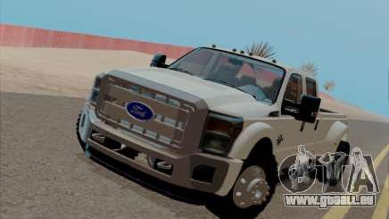 Ford F450 Super Duty 2013 pour GTA San Andreas