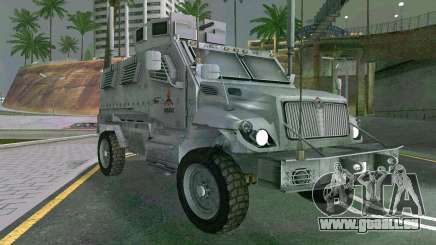 Le MRAP Mèxico Marine pour GTA San Andreas