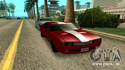 GTA V Gauntlet pour GTA San Andreas