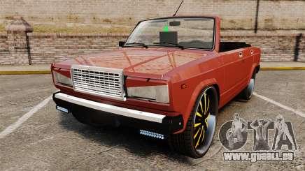 VAZ-2107 Donk Stil für GTA 4
