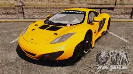 McLaren MP4-12C GT3 (Updated) für GTA 4