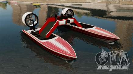 Katamaran-Jetmax Aero- für GTA 4
