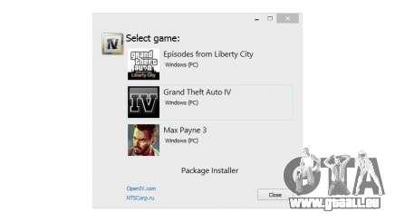 OpenIV 1.6 für GTA 4