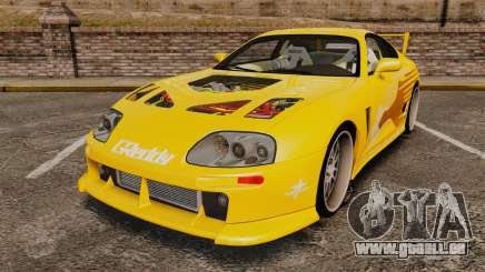 Toyota Supra 1994 (Mark IV) Slap Jack für GTA 4