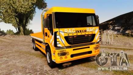 Iveco Stralis RAC pour GTA 4