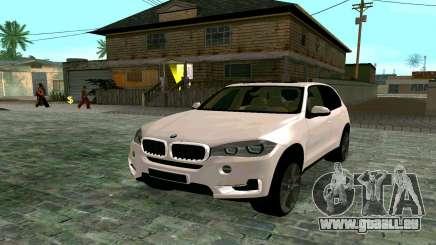 BMW X5 F15 für GTA San Andreas