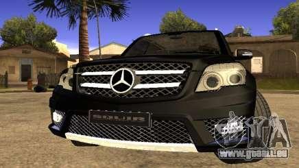 Mercedes-Benz GLK für GTA San Andreas