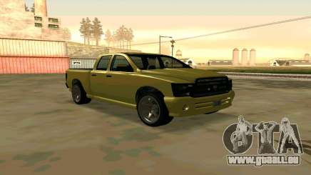GTA V Bison Version 2 FIXED für GTA San Andreas