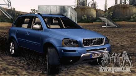 Volvo XC90 2009 für GTA San Andreas