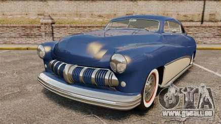 Mercury Lead Sled Custom 1949 für GTA 4