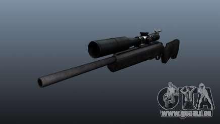 Le fusil de sniper Steyr Scout pour GTA 4