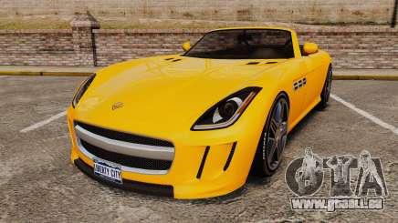 GTA V Benefactor Surano für GTA 4
