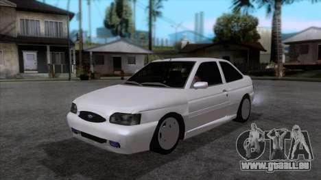 Ford Escort 1996 für GTA San Andreas