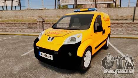 Peugeot Bipper LP EXPRESS [ELS] pour GTA 4