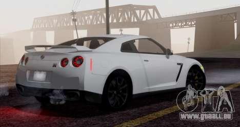 Currently ENB 2.0 SA:MP version pour GTA San Andreas deuxième écran