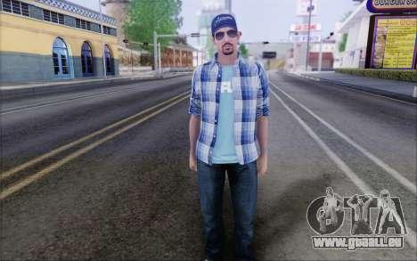 Jimmy Boston für GTA San Andreas zweiten Screenshot