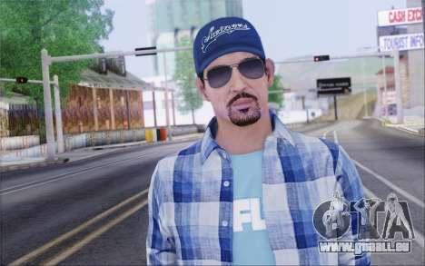 Jimmy Boston pour GTA San Andreas