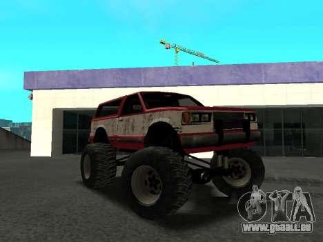 Street Monster pour GTA San Andreas