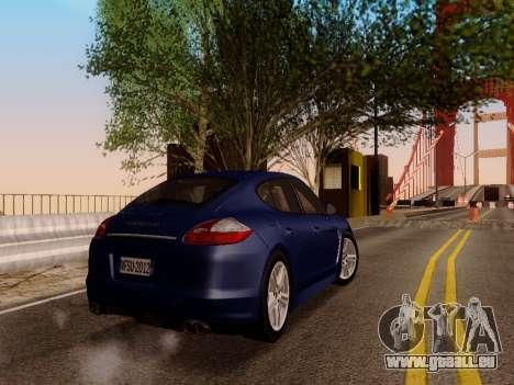 Douanes SF-LV pour GTA San Andreas deuxième écran