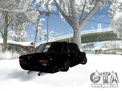 ВАЗ 2101 Tuning Style pour GTA San Andreas