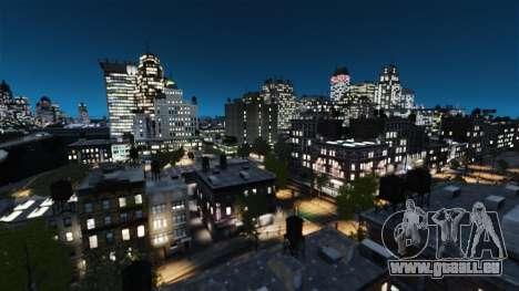 Météo Royaume D'Arabie Saoudite pour GTA 4 troisième écran