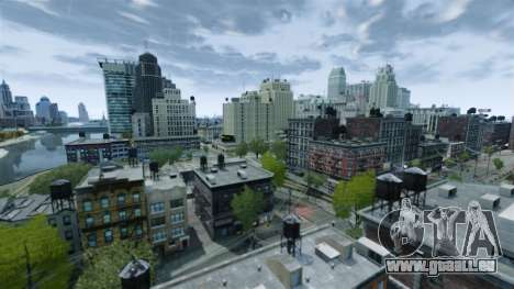 Météo Royaume D'Arabie Saoudite pour GTA 4 secondes d'écran