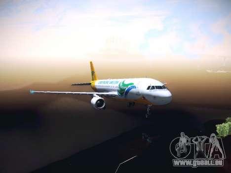 Airbus A320 Cebu Pacific Air für GTA San Andreas