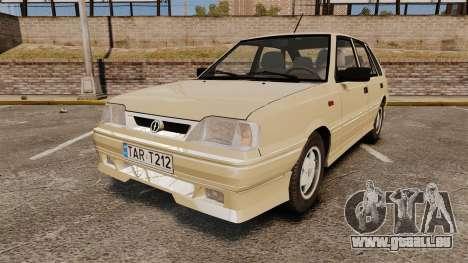 FSO Polonez Caro 1.4 GLI 16V pour GTA 4