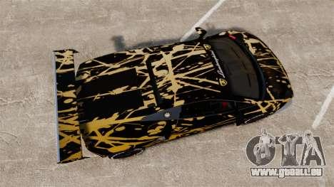 Lamborghini Gallardo LP560-4 GT3 2010 BLOB pour GTA 4 est un droit