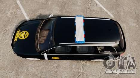 Audi S4 Avant TEK [ELS] pour GTA 4 est un droit