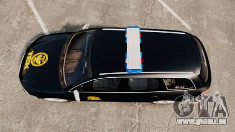 Audi S4 Avant TEK [ELS] für GTA 4 rechte Ansicht