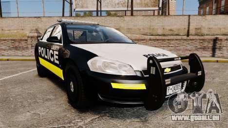 Chevrolet Impala 2008 LCPD [ELS] pour GTA 4