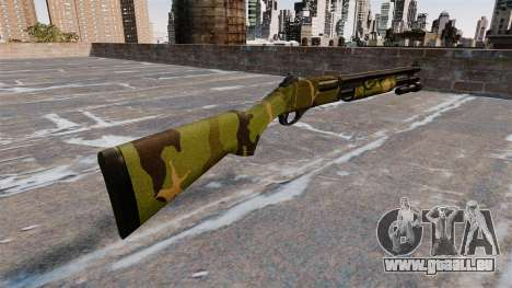 Riot-Flinte Remington 870 Wingmaster für GTA 4 Sekunden Bildschirm