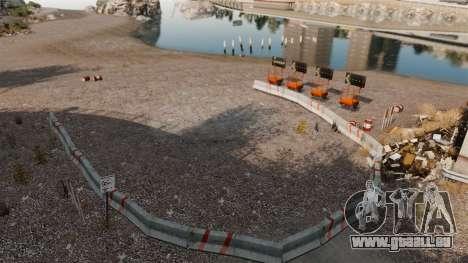 Rallye de la piste pour GTA 4 quatrième écran