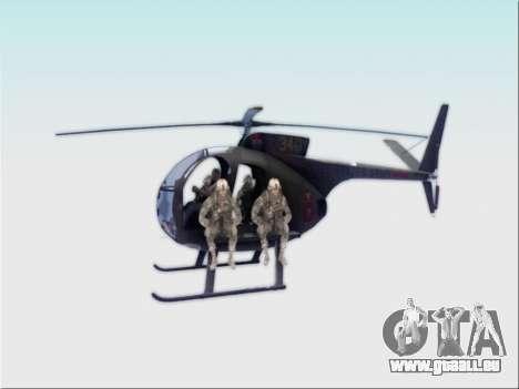 OH-6 Cayuse für GTA San Andreas