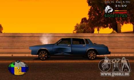 Strip PS Maschinen für GTA San Andreas zweiten Screenshot