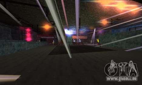Retexture Jizzy, Alhambra, Pig Pen pour GTA San Andreas deuxième écran