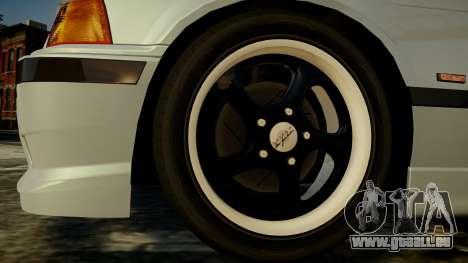 BMW M3 E36 328i pour GTA 4 est un droit