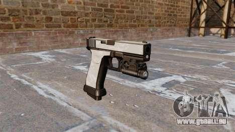 Le pistolet Glock 20 ACU Digital pour GTA 4