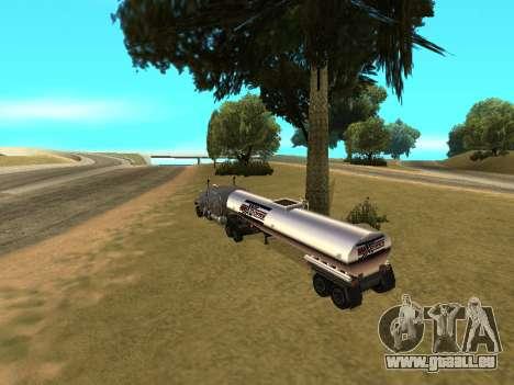 Anti-Entkopplung trailer für GTA San Andreas
