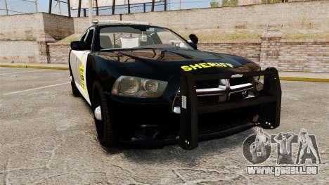 Dodge Charger 2013 LCSO [ELS] für GTA 4