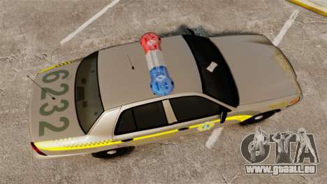 Ford Crown Victoria NLSP [ELS] für GTA 4