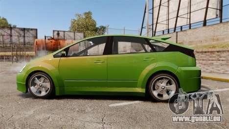 Karin Dilettante new wheels pour GTA 4 est une gauche