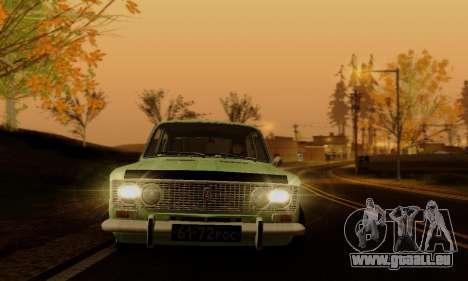 VAZ 2103 für GTA San Andreas Seitenansicht