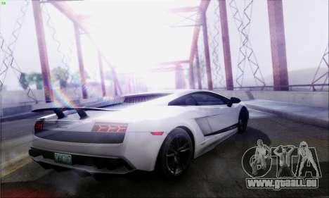 Lensflare By DjBeast pour GTA San Andreas neuvième écran