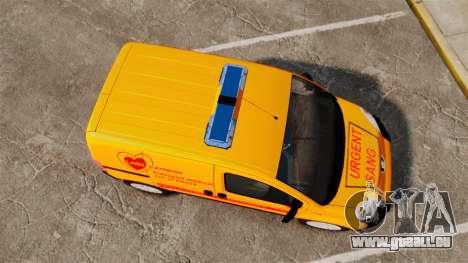 Peugeot Bipper LP EXPRESS [ELS] für GTA 4 rechte Ansicht