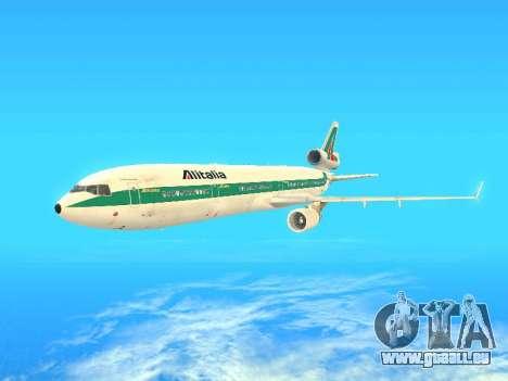 McDonnell Douglas MD-11 Alitalia pour GTA San Andreas